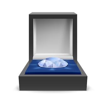 Doos voor diamant