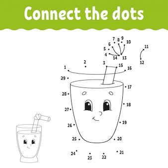 Dot to dot.