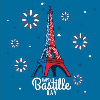 Draa met bastille dag