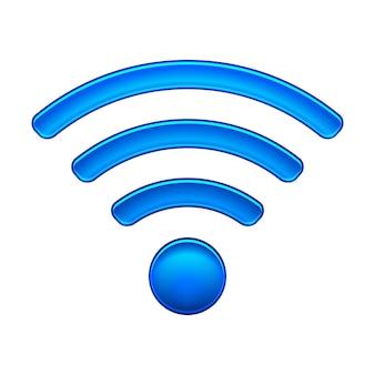 Draadloos netwerk symbool