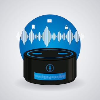 Draadloze luidsprekertechnologie