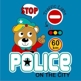 Draag de politie