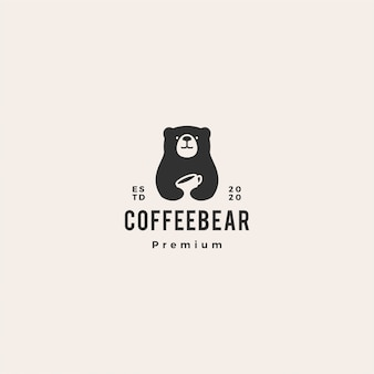 Draag koffie logo