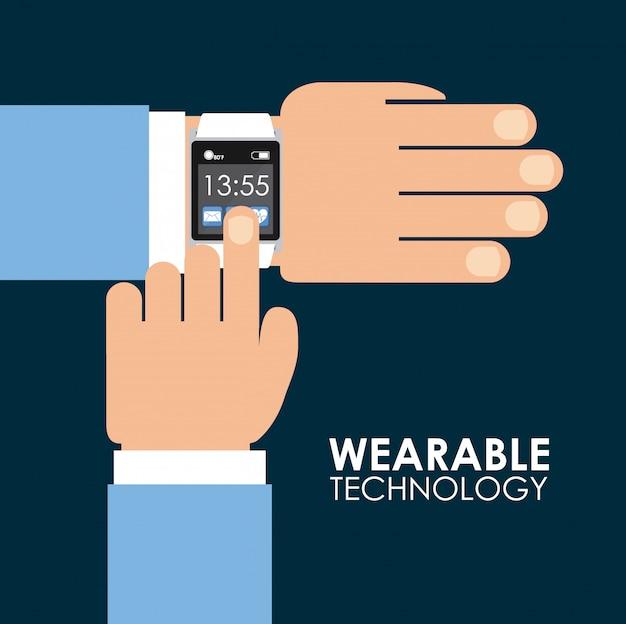 Draagbare technologie