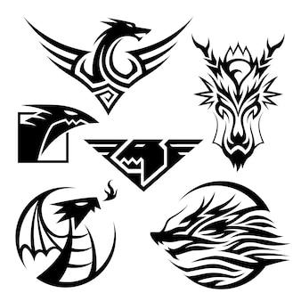 Dragon-symbolen