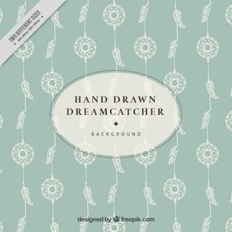 Dreamcatchers achtergrond