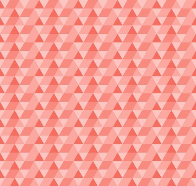 Driehoek patroon. abstracte geometrische achtergrond. luxe en elegante stijlillustratie