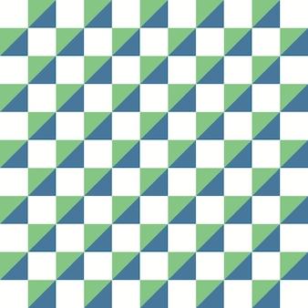 Driehoek patroon. geometrische eenvoudige achtergrond. creatieve en elegante stijlillustratie