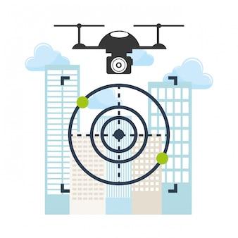 Drone technologieontwerp