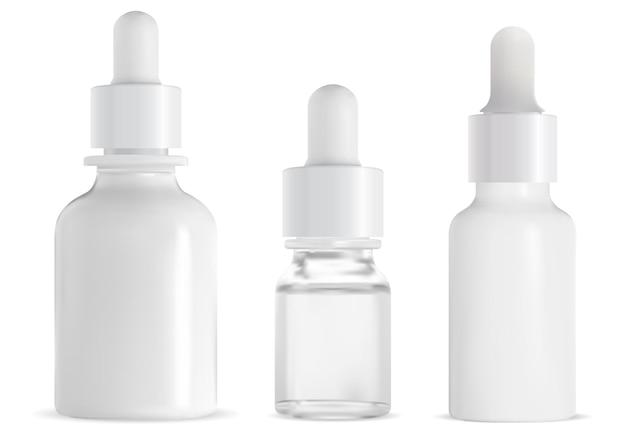 Druppelpipet voor cosmetisch serum