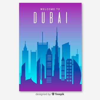 Dubai flyer