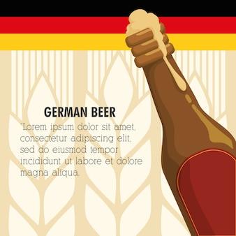 Duits bier van topkwaliteit