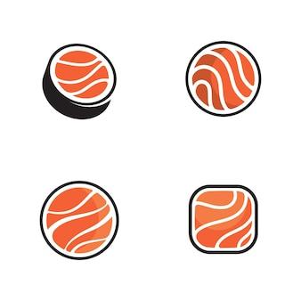 Duivel hoorn vector pictogram ontwerp illustratie template