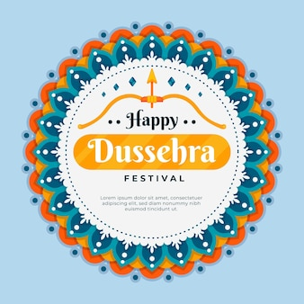 Dussehra illustratie