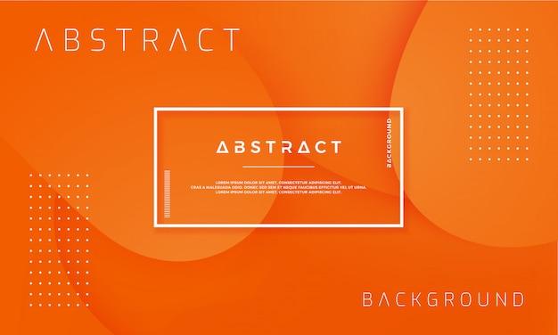 Dynamisch gestructureerd achtergrondontwerp in 3d-stijl