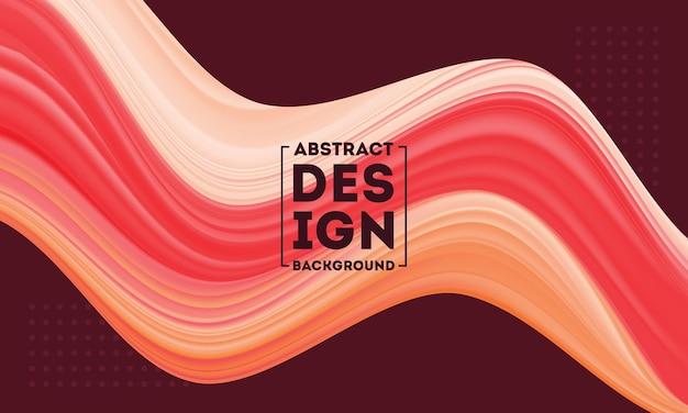 Dynamische abstracte roze textuurachtergrond