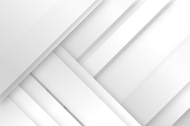 Dynamische lijnen achtergrond papierstijl