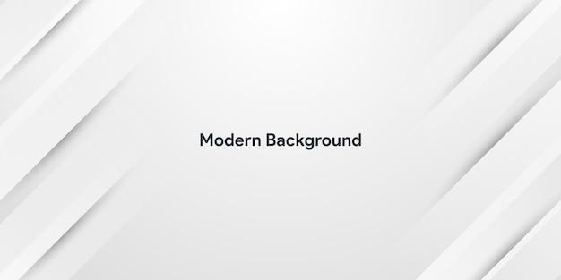 Dynamische minimale lege witte streep textuur achtergrond