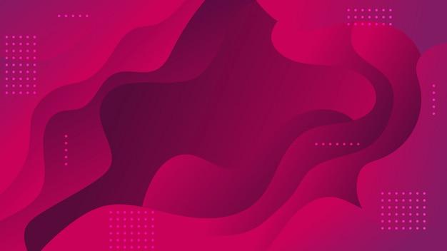 Dynamische roze textuur overlappende achtergrond