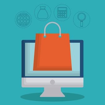 E-commerce conceptontwerp
