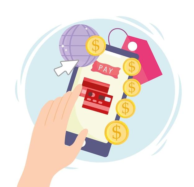 E-commerce voor online betalingen