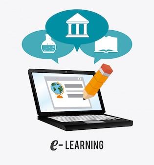 E-learning digitaal ontwerp.