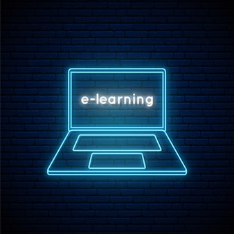 E-learning neonreclame.