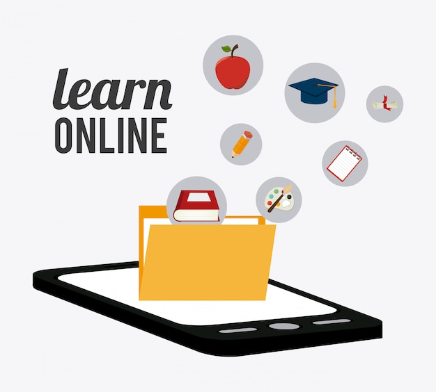 E-learning ontwerp.