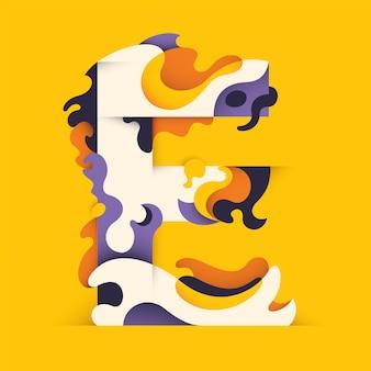 E-letter ontwerp