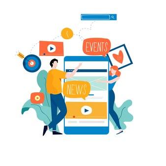 E-mail nieuws en abonnement