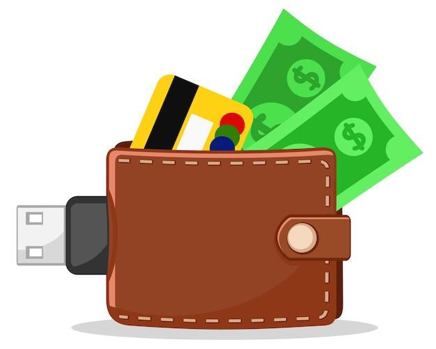 E-wallet, elektronische portemonnee