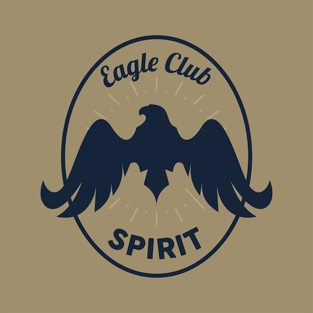 Eagle club spirit-logo