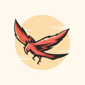Eagle dierlijke vleugel wilde natuur