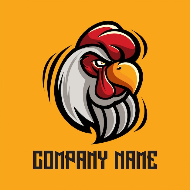 Eagle hoofd logo
