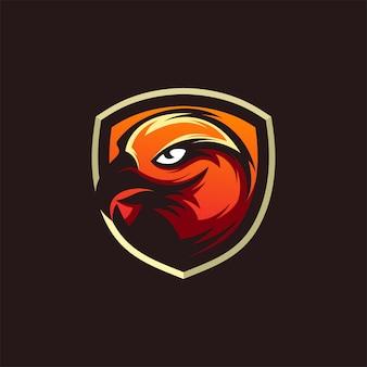 Eagle logo-ontwerp