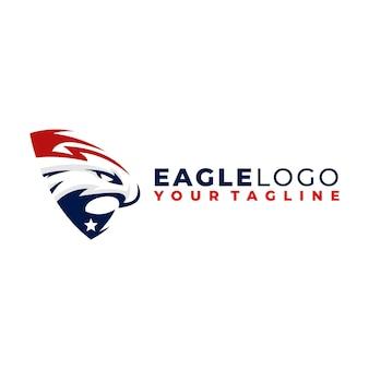 Eagle logo ontwerp