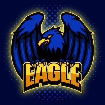 Eagle-mascottes