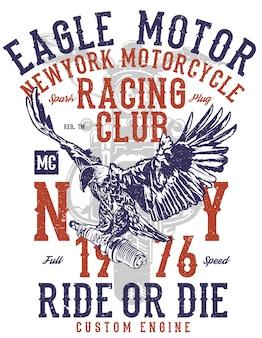 Eagle motor