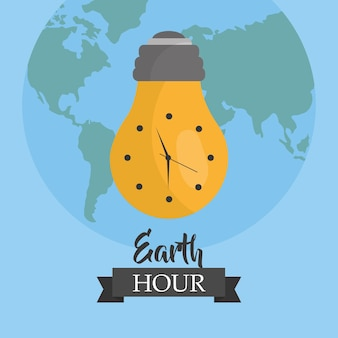 Earth hour environment ecology campaign world