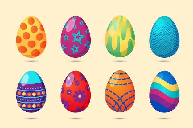 Easter day egg collectie
