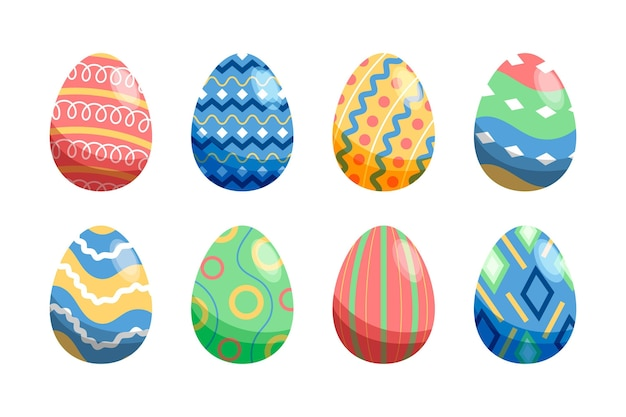 Easter egg-collectie