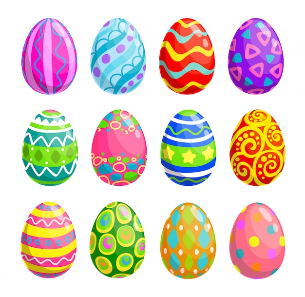 Easter egg collectie