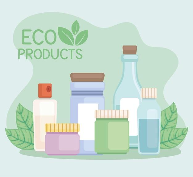 Eco cosmetica producten