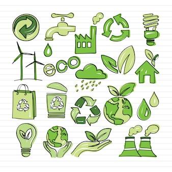Eco doodle
