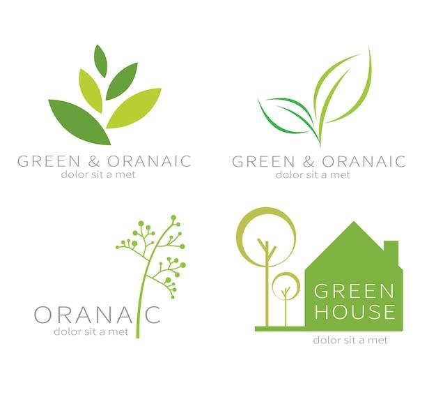 Eco groen blad
