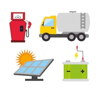 Eco groene energie