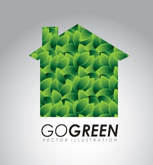 Eco illustratie