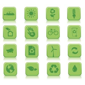 Eco-pictogrammen