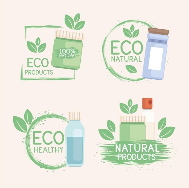 Eco producten cosmetica