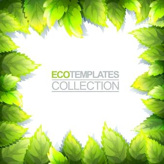 Eco-sjabloon